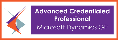 Microsoft Dynamics GP Advanced Credentialed Professional