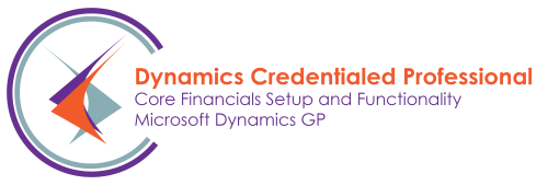 GP Core Financials Setup & Functionality