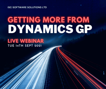 Getting More From Dynamics GP