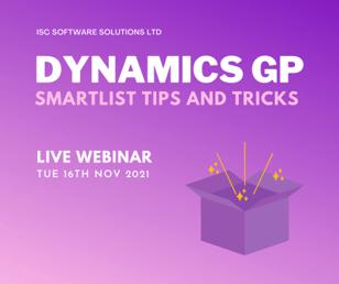 SmartList Tips and Tricks