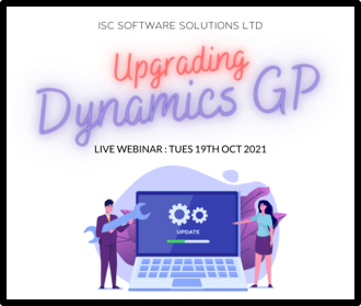 Upgrading  Microsoft Dynamics GP