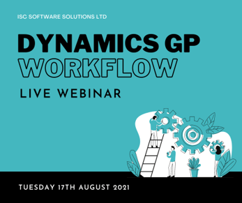 Microsoft Dynamics GP Workflow