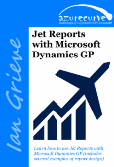 Jet Reports with Microsoft Dynamics GP