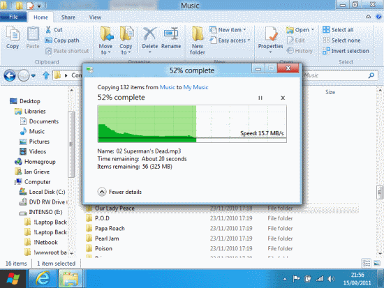 Windows 8 Developer Preview - File Copy