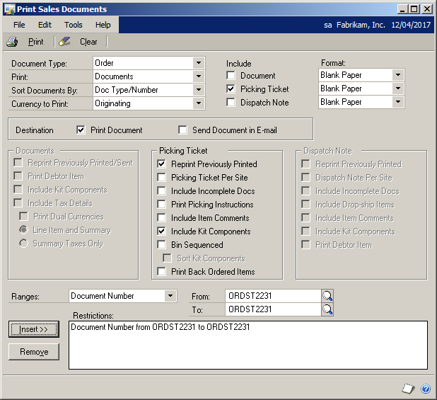 how to use the microsoft dynamics gp word template generator