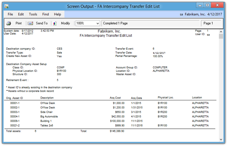 mdgp 2013 feature of the day  intercompany asset transfer