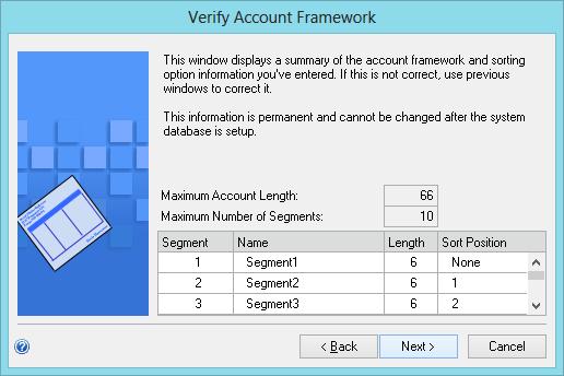 Verfiy Account Framework