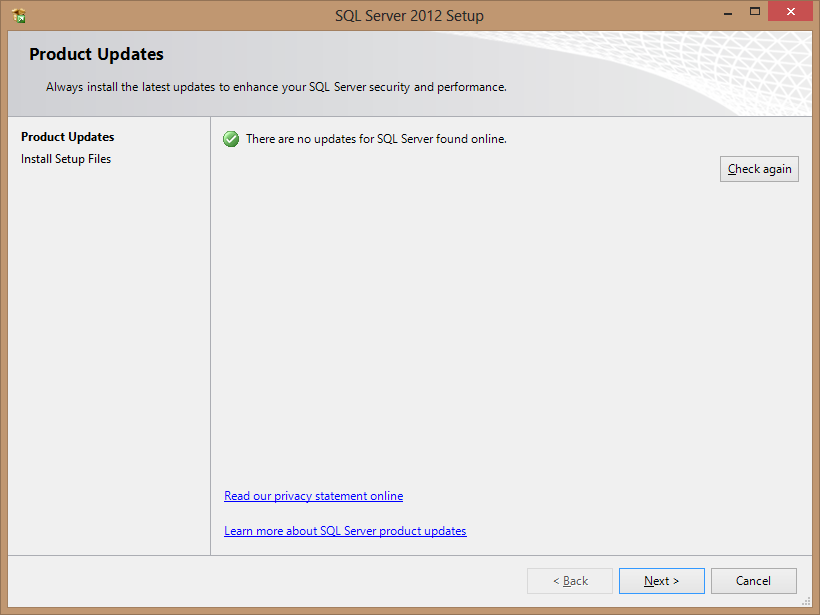 How To Install Microsoft SQL Server 2012 - Microsoft