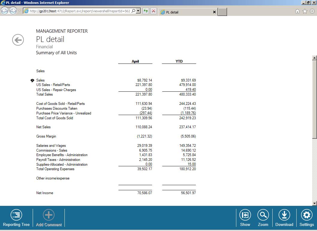 View a Collection Set Report (SQL Server Management Studio)