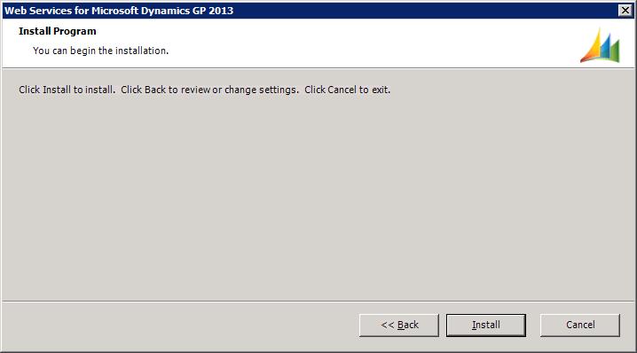 Dynamics Gp 2015 Install