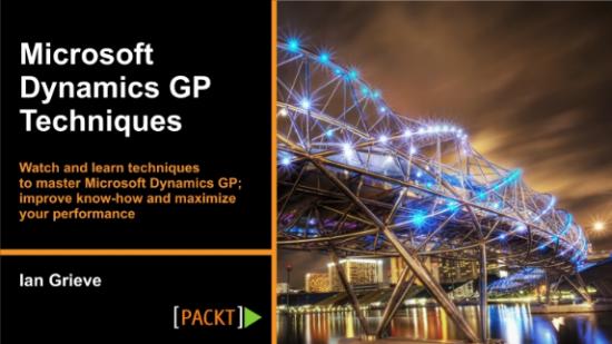 Microsoft Dynamics GP Techniques