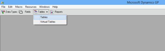 Microsoft Dynamics GP - Report Writer