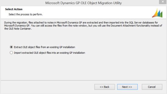 OLE Notes Migration Utility