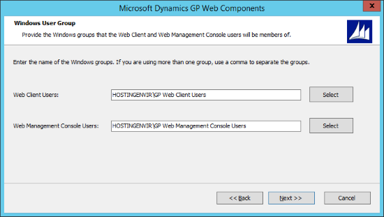 Microsoft Dynamics 2015 Web Components - Windows User Group