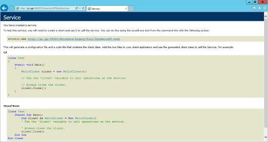 Internet Explorer - http://{server}:48620/DynamicsGPWebServices