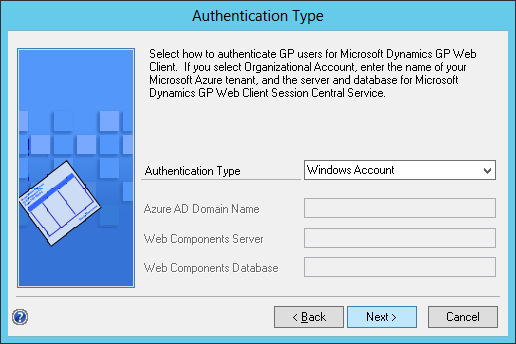Authentication Type
