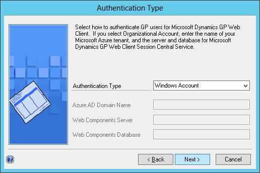 Authentication Type