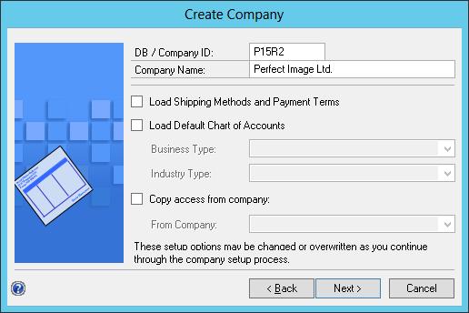 Create Company