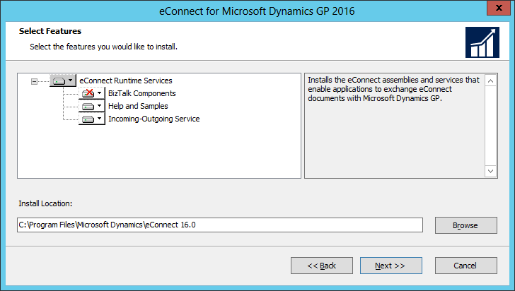 Hands On With Microsoft Dynamics GP 2016 R1: eConnect Installation ...