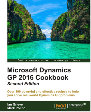 Microsoft Dynamics GP Cookbook