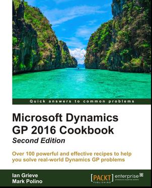 Microsoft Dynamics GP Cookbook