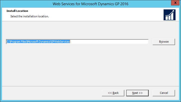 Web Services for Microsoft Dynamics GP 2016:
