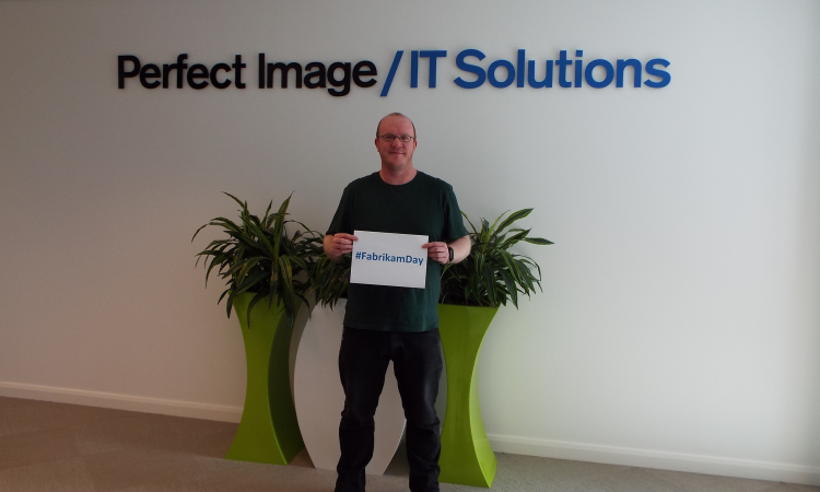 Ian Grieve, ERP Practice Manager at perfect Image and Microsoft Most Valuable Professional
