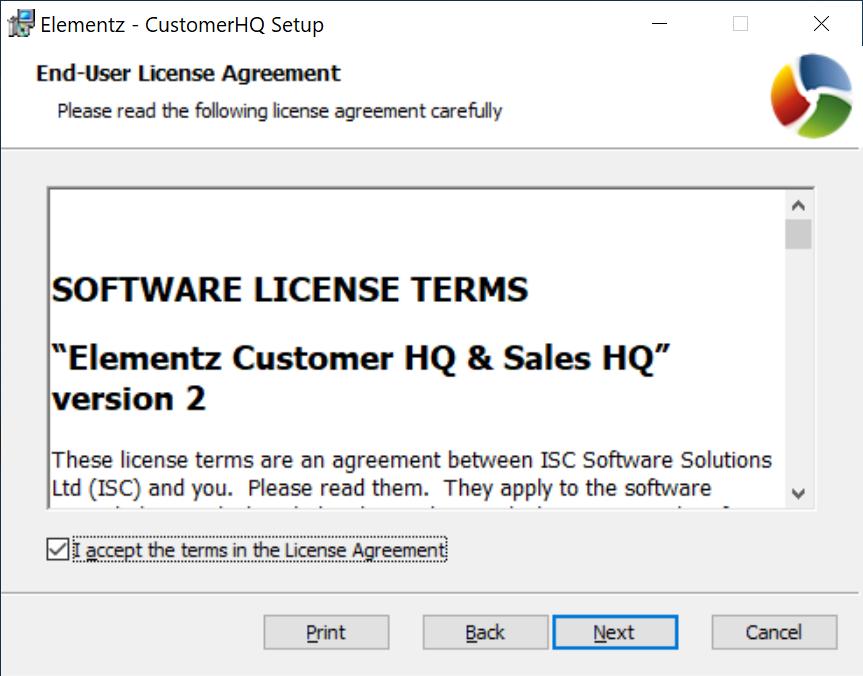 End-User License Agreement