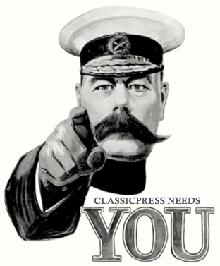 ClassicPress Needs You