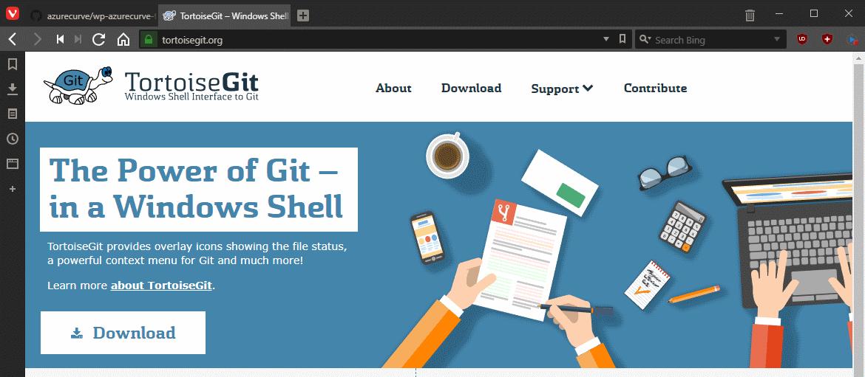 Download TortoiseGit