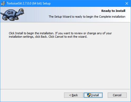 Tortoise 2.7.0.0: Ready to Install