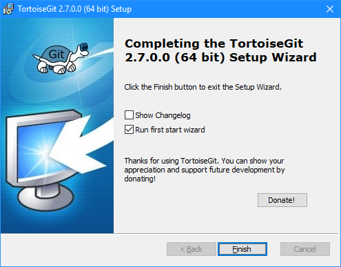 Tortoise 2.7.0.0: Completing