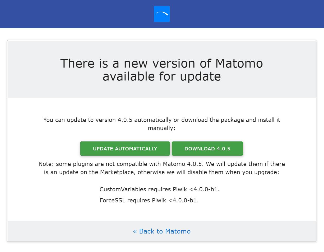 Update method choice pae