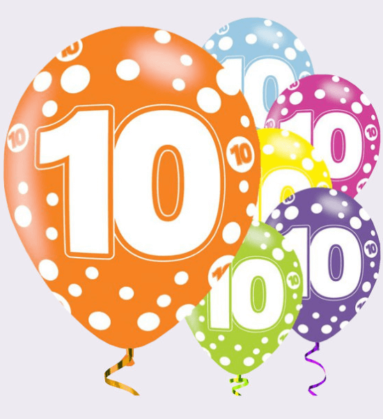 10 today